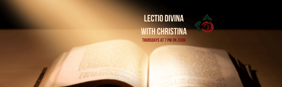 Copy of IG Post — Lectio Divina with Christina - Lectio Divina with Christina Sign Up