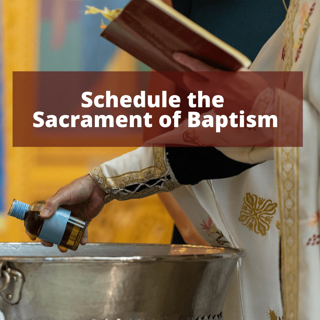 Schedule the Sacrament of Marriage 2 - St. Rose Church